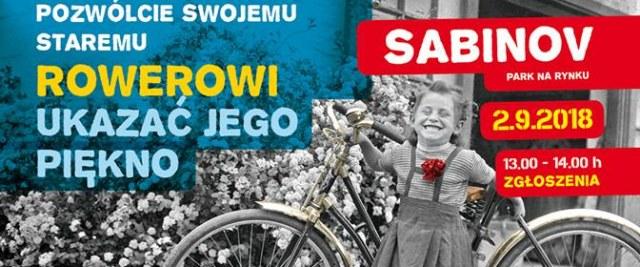 Święto rowerów w Sabinowie