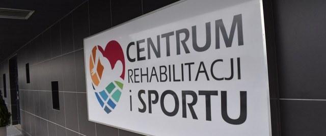 Aktualna sytuacja w Centrum Rehabilitacji i Sportu w Sanoku