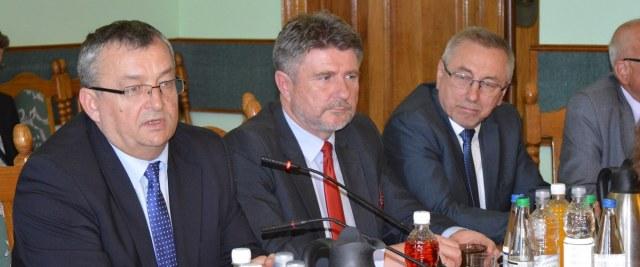 Sejmowa Komisja Infrastruktury obradowała w Sanoku