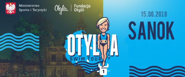 Już jutro – 15 czerwca, pływamy z mistrzynią Olimpijską Otylią Jędrzejczak !!