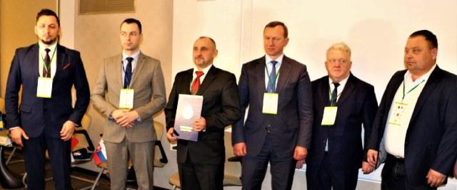 Sanok doceniony podczas Wschodnioeuropejskiego Forum w Truskawcu