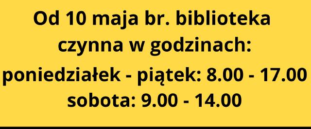 Informacja nt. funkcjonowania Miejskiej Biblioteki Publicznej